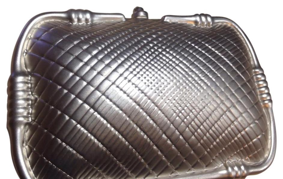 metal clutch ny harmony. Made in Italy. Designer original.