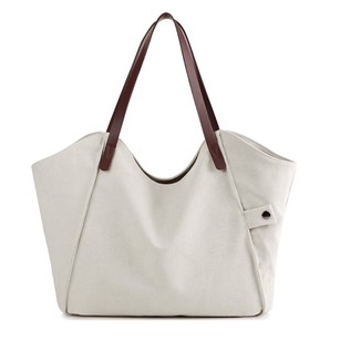 Mfeo Tote in Beige