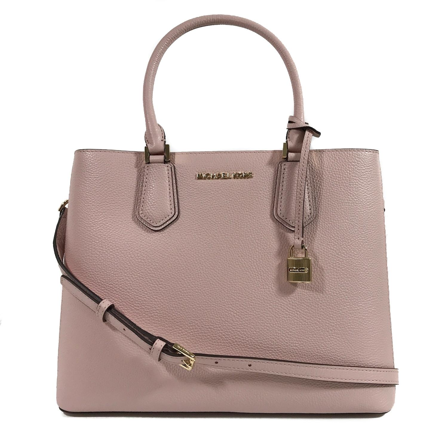 b121774fbbc4 ... new zealand michael kors bags mk crossbody bags satchel in pink b3e66  3b0e8