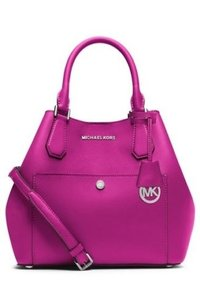 Michael Kors Med Greenwich Tote in Pink