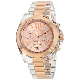 Michael Kors Bradshaw Chronograph Ladies Watch MK6358
