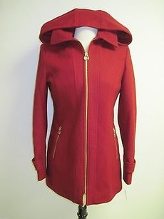 Michael Kors M120958a28 Red Jacket