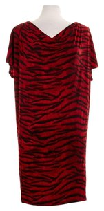 Michael Kors Mk Tiger Dress