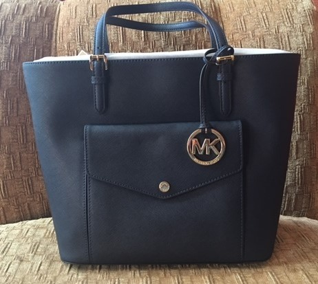 0fd89dae62 ... germany michael kors handbags leather new tote in blue 33091 cd84a ...