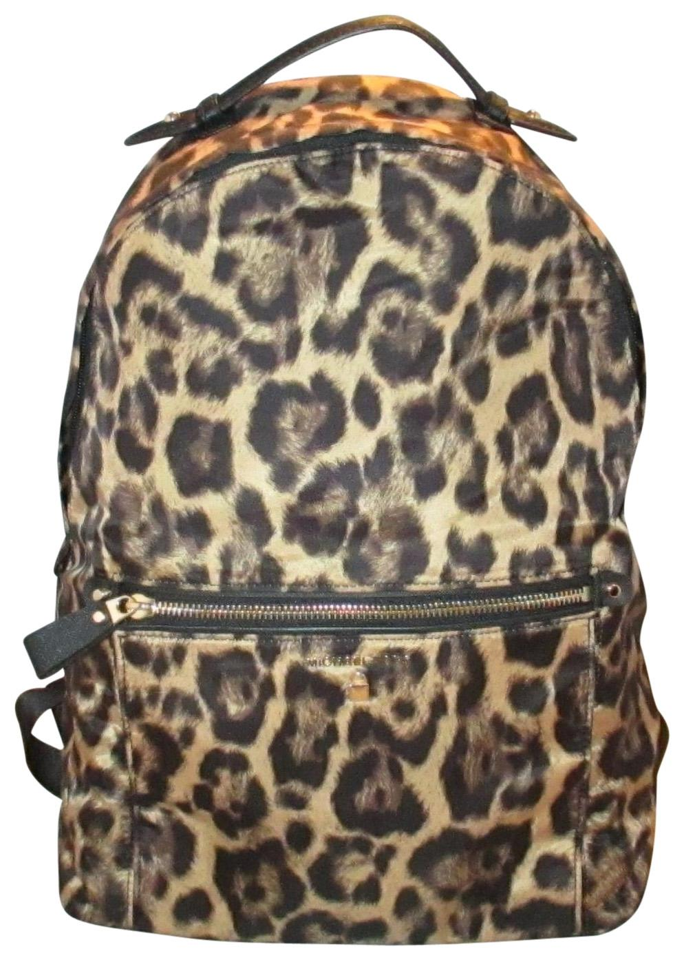 93b8e37037a0 spain michael kors leopard backpack 00d0d b26f8