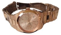 Michael Kors Channing Ladies Rose Gold Watch MK5927