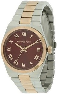 Michael Kors Michael Kors Channing Two-tone Ladies Watch Mk6114