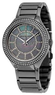 Michael Kors MICHAEL KORS Kerry Grey Crystal-set Dial -plated Watch