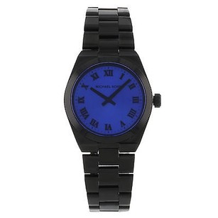 Michael Kors Michael Kors Mk5993 Channing Black Ion Plated Steel Womens Watch