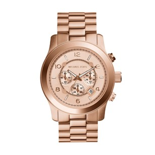 Michael Kors Michael Kors MK8096 'Runway' Rose Gold-Tone Watch