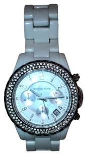 Michael Kors Michael kors white ceramic watch
