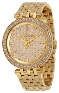 Michael Kors MK3438 Darci Crystal Pave Gold-Tone Stainless Steel Ladies Watch