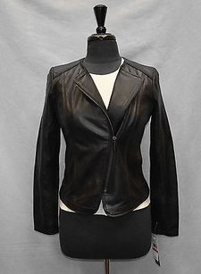 Michael Kors E5 Soft Motorcycle Jacket