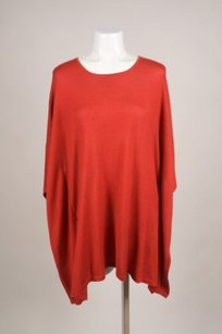 Michael Kors Red Cashmere Sweater