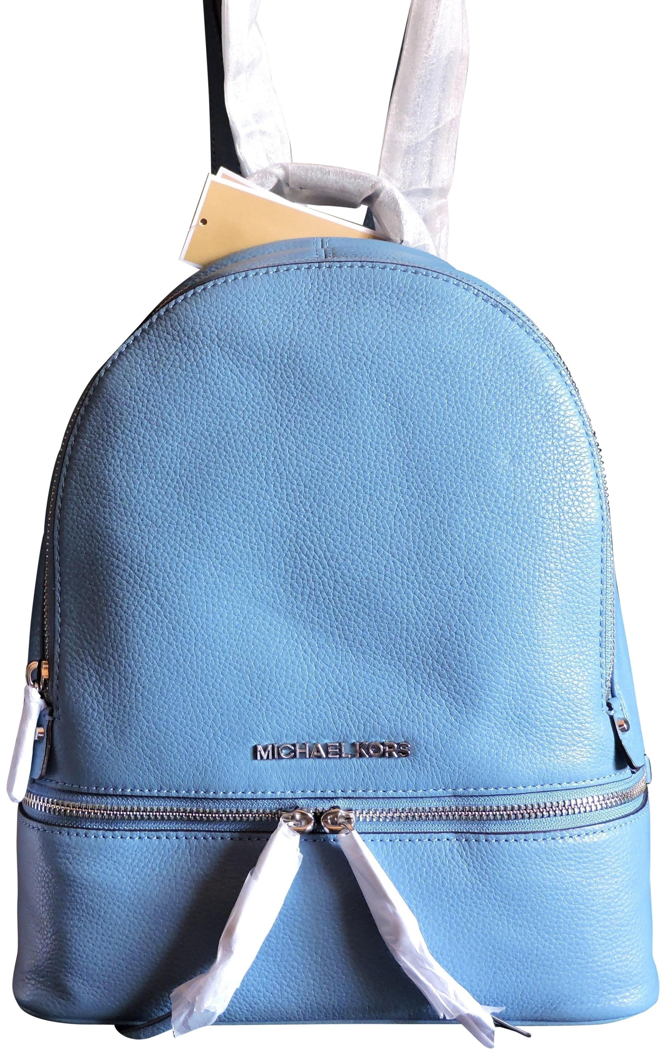 ae398d21e0f9ce ... ebay michael kors pebbled leather small medium size backpack bag  backpack eff69 3962e