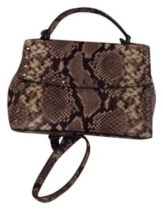 Michael Kors Satchel in Snake skin