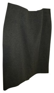 Michael Kors Signature Monogram Skirt grey