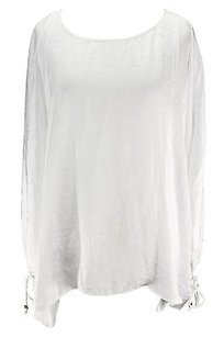 Michael Kors Good Womens Top white