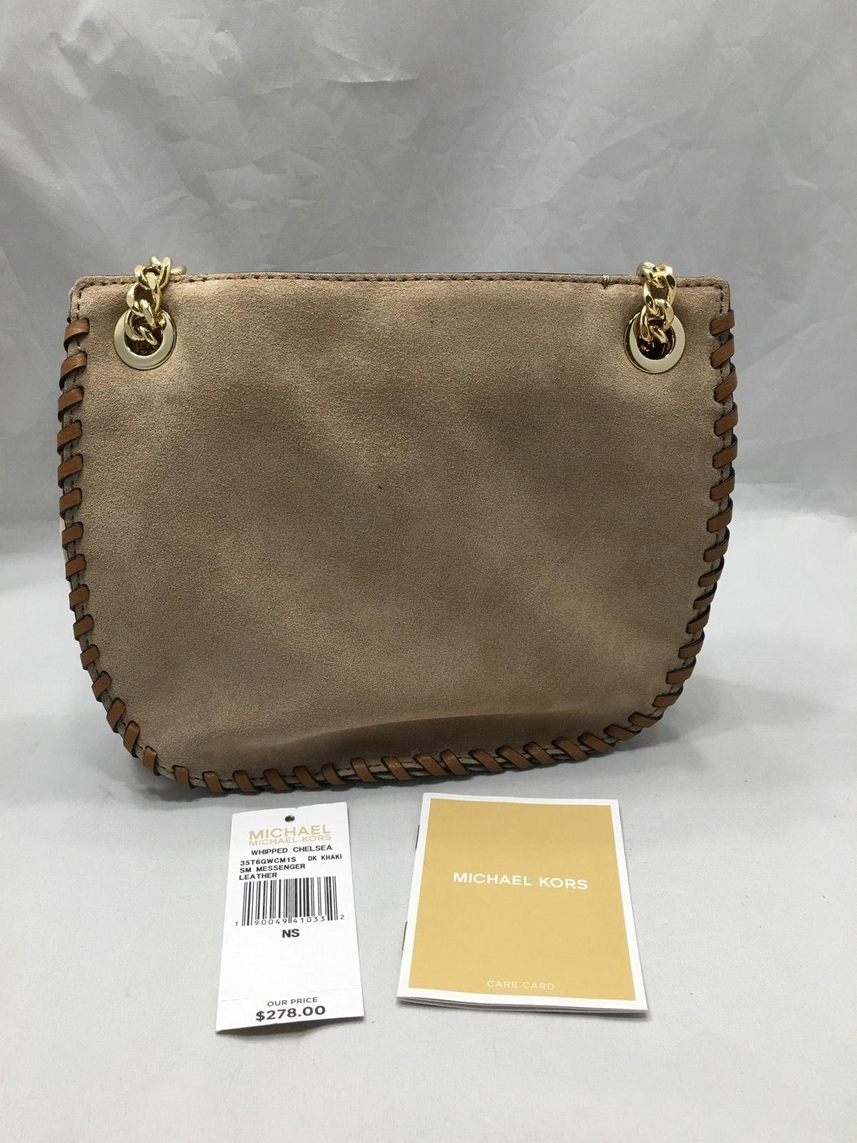 d79f12554a7d09 ... spain michael kors satchel messenger whipped chelsea cross body bag.  12345678 6c5ac 977cd