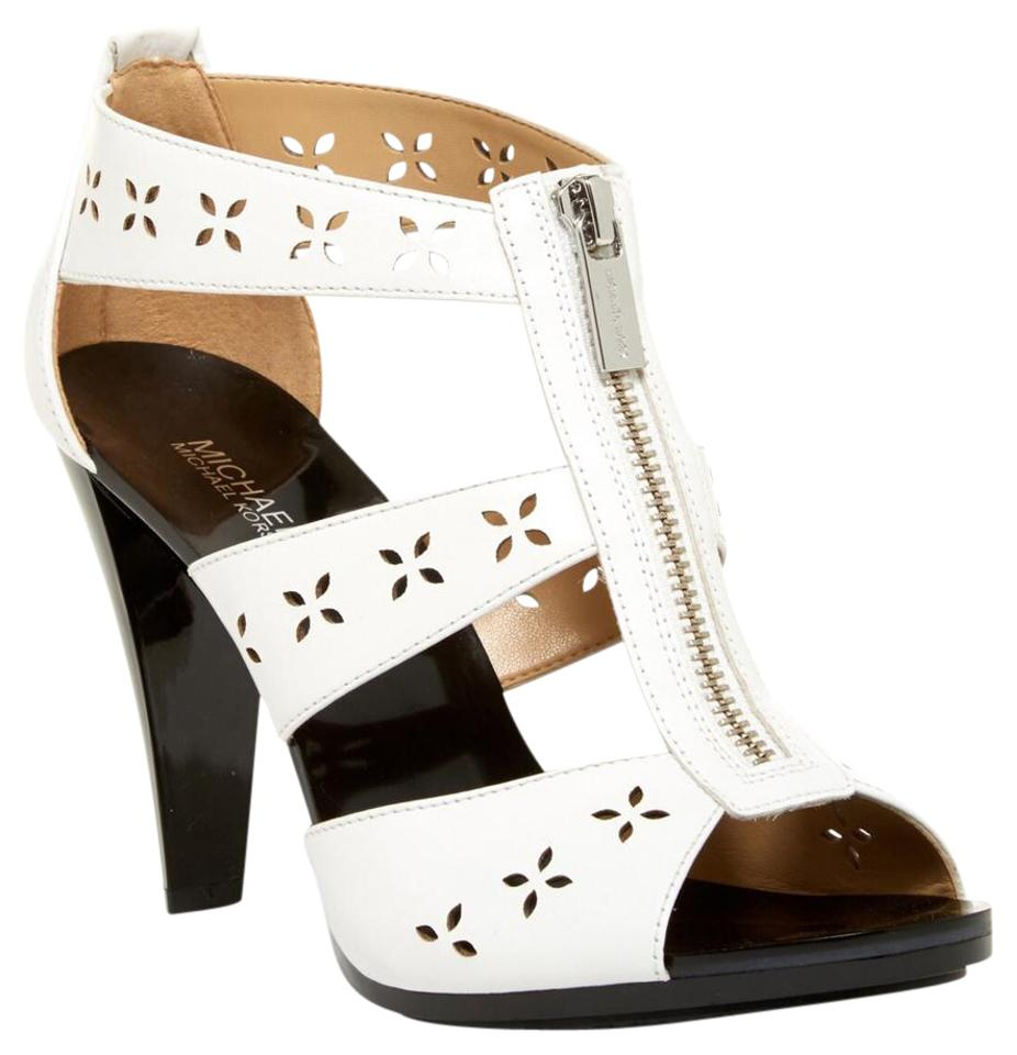 Michael Kors Berkley White Shoes