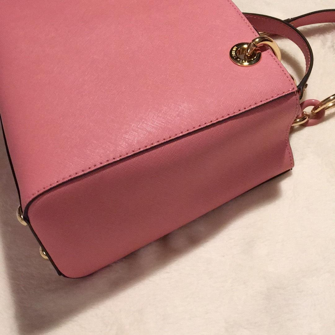 13e14223735a 123456789101112 e0261 85439  promo code for michael michael kors cynthia  small crossbody misty rose leather satchel tradesy 63167 ced2e
