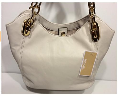 1a5138f4dede italy michael kors lilly tote vanilla gift 409a0 cf7f2