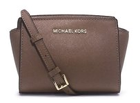 MICHAEL Michael Kors Selma Mini Dusty Cross Body Bag