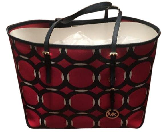 f2857a7a4d799 ... ireland michael michael kors tote in red white and blue d0e42 e05ae