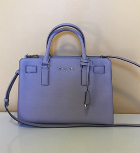 MICHAEL Michael Kors Dillon Satchel in Lilac