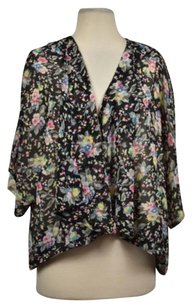 Millau Womens Floral Sweater