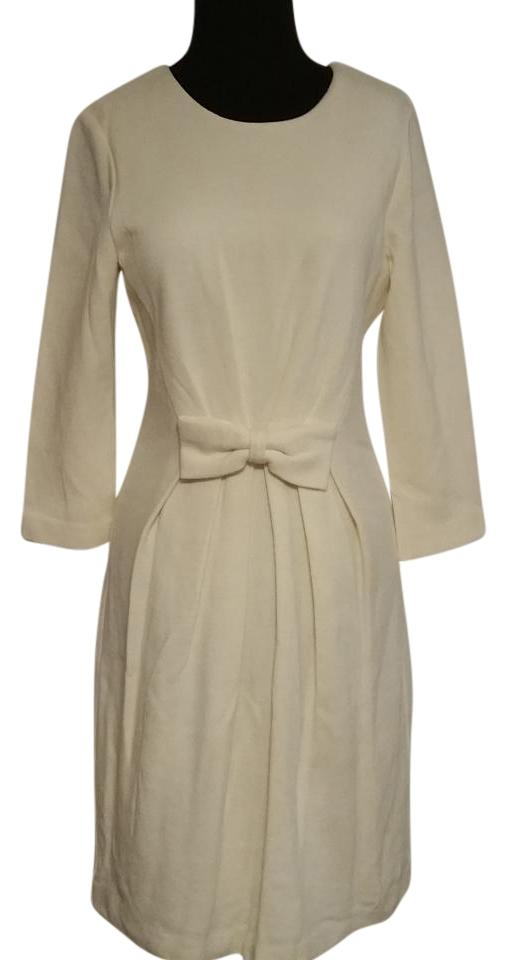 Milly of New York off white dress size L