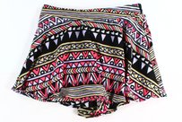 Mimi Chica 100% Polyester Casual Shorts