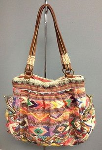 Miss Albright Shoppers Tote in Multi-Color
