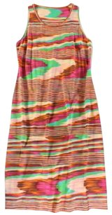 Missoni short dress Multi-Color Shift on Tradesy