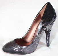 Miu Miu Sequin Ombre Multi/Print Pumps