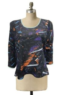 MM Couture By Miss Me Top Multi-Color