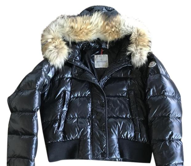 Moncler Winter Black Jacket ...