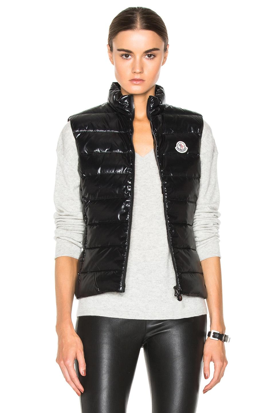 Moncler Ghany Quilted Puffer Vest. 1234567891011