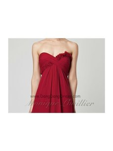 Monique Lhuillier Cranberry Style 450029 Dress