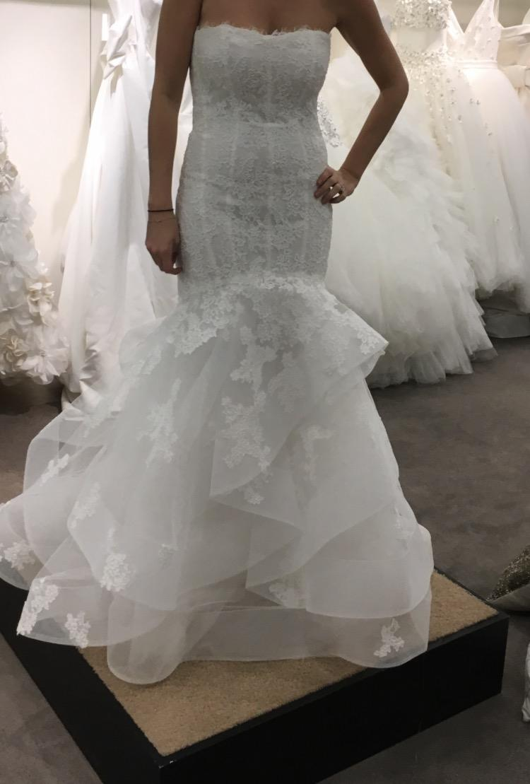 monique lhuillier wedding dress prices lhuillier saffron wedding dress on 55 5991