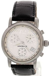 Montblanc Montblanc Meisterstuck Chronograph Stainless Steel 7038