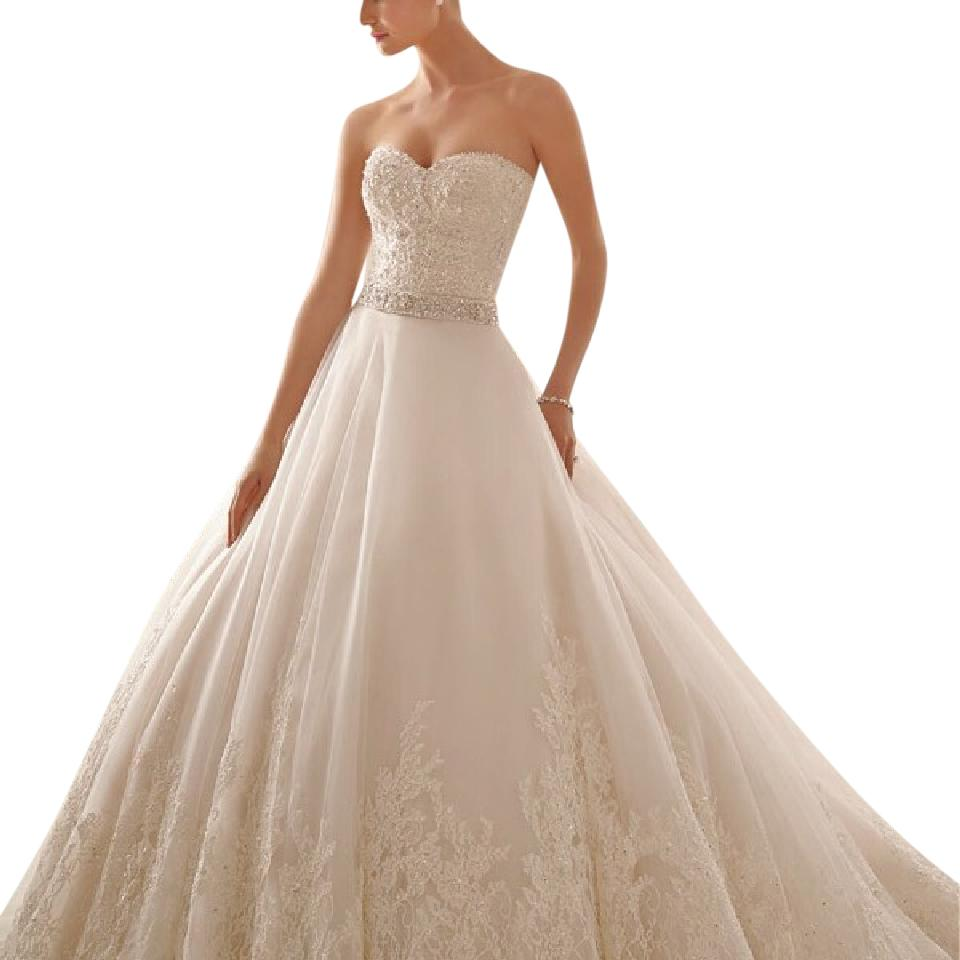 Wedding Gown Sale Online: Mori Lee 2621 Wedding Dress On Sale, 31% Off