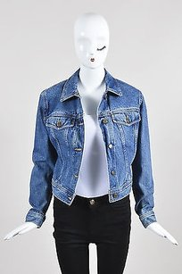 Moschino Jeans Cotton Womens Jean Jacket