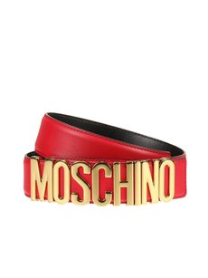 Moschino Moschino Couture logo belt