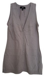 Mossimo Supply Co. Cotton Rayon Nylon Vest