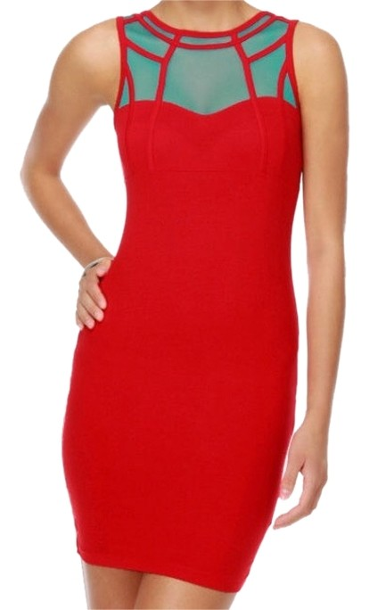 Motel Rocks Adelina Bodycon Dress