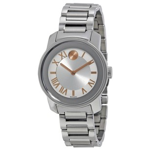 Movado Movado Bold Stainless Steel Ladies Watch