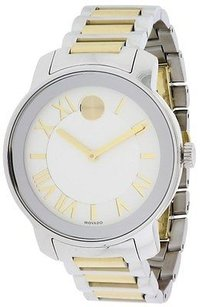 Movado Movado Bold Two-tone Unisex Watch 3600208