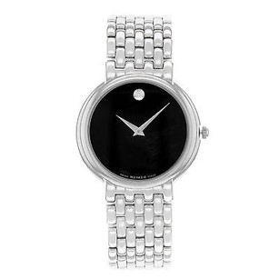 Movado Movado Certa 605613 Stainless Steel Quartz Ladies Watch
