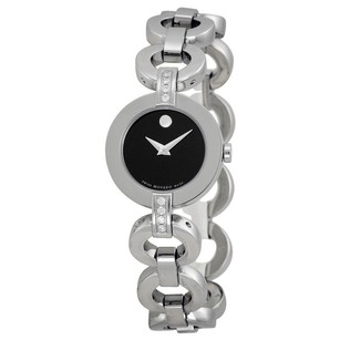 Movado Movado Ladies Stainless Steel Watch